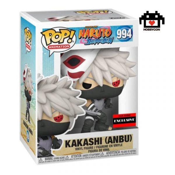 Naruto - Kakashi Anbu - Hobby Con