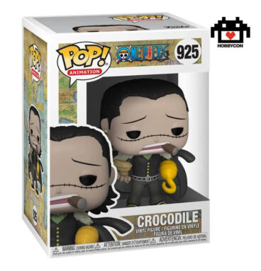 One Piece - Crocodile - HobbyCon