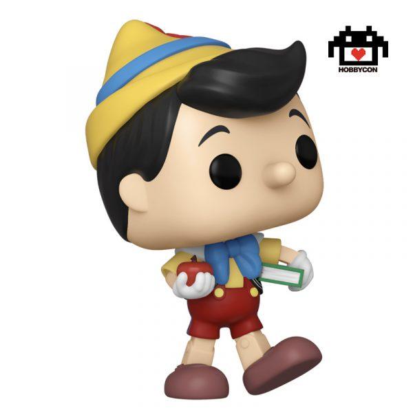 Pinocchio - Hobby Con
