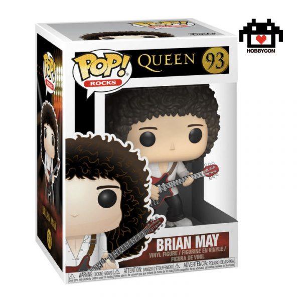 Queen - Brian May - Hobby Con