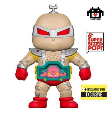 Teenage Mutant Ninja Turtles - Krang - Hobby Con