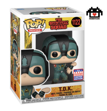 The Suicide Squad - T.D.K. - Hobby Con
