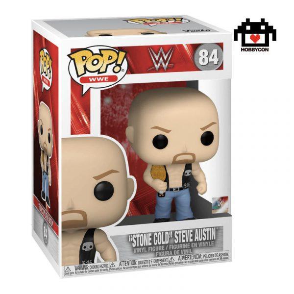 WWE - Stone Cold - Steve Austin - Hobby Con