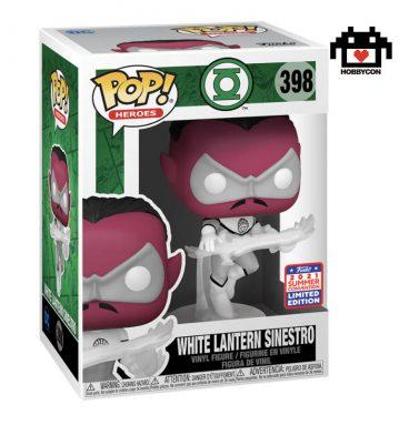 White Lantern Sinestro - Hobby Con