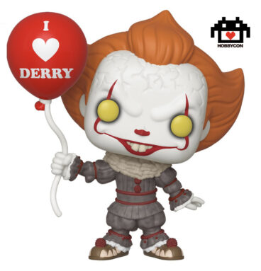 It - Pennywise con Globo - Hobby Con