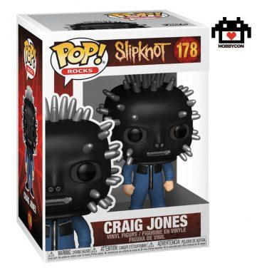 SlipKnot - Craig Jones - Hobby Con