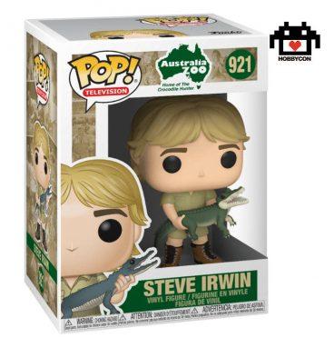 Steve Irwin - Crocodile Hunter - Hobby Con