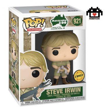 Steve Irwin - Crocodile Hunter - Chase - Hobby Con