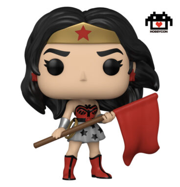 Wonder Woman Superman Red Son - Hobby Con